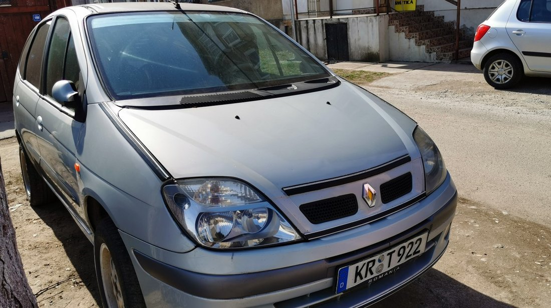 Renault Scenic DCI 2002