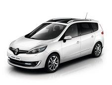 Renault Scenic si Grand Scenic Facelift