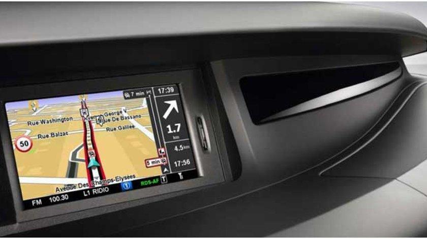 Renault SD CARD Harti navigatie CARMINAT LIVE 2018