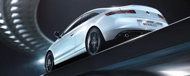 Renault se pregateste sa inlocuiasca modelele Scenic, Laguna si Espace