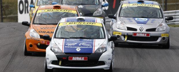 Renault Sport alege Dunlop pentru Campionatele Nationale Clio Cup