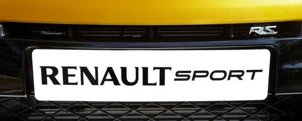 Renault Sport, inca 3 modele in urmatorii 5 ani