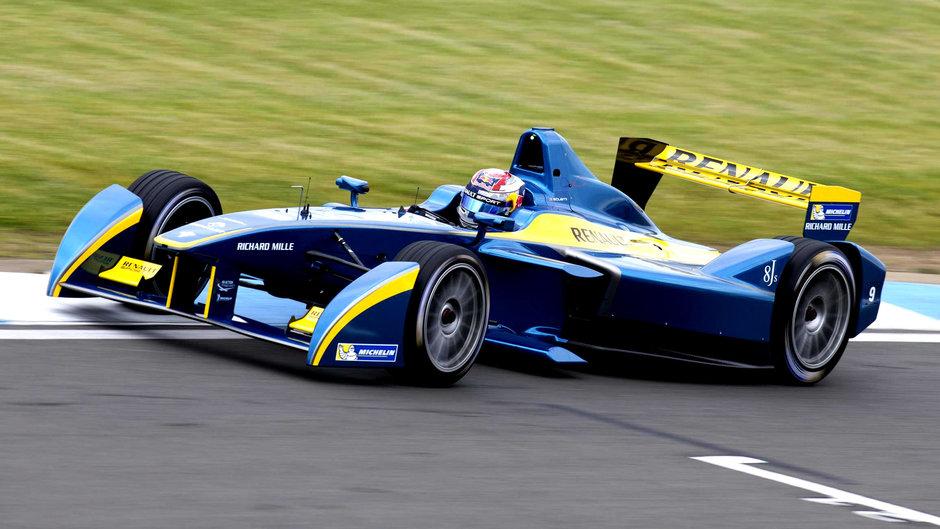 Renault spune adio monoposturilor electrice si paraseste Formula E