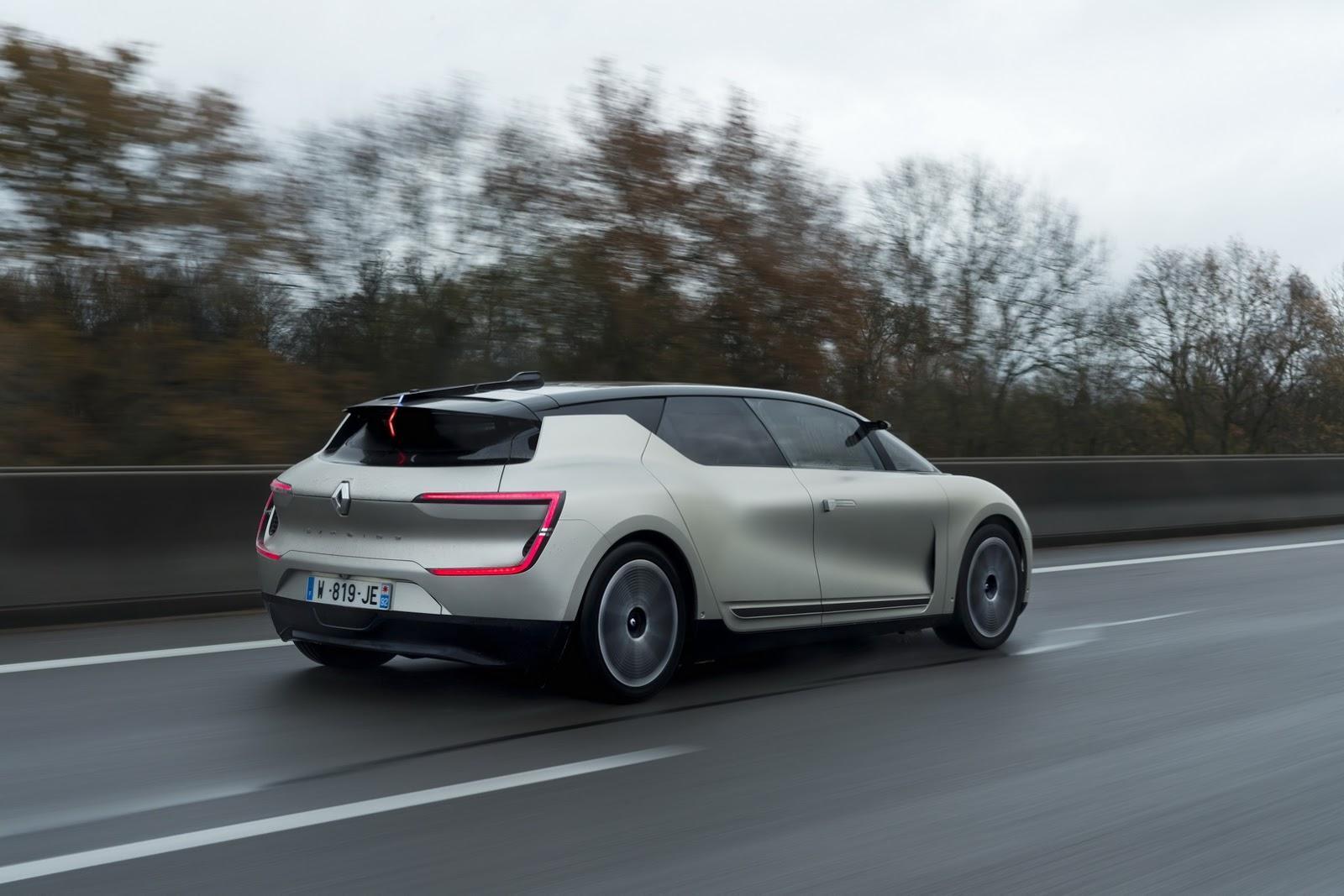 Renault Symbioz - Renault Symbioz