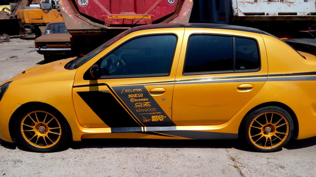 Renault Symbol 1.5 DCI 2007
