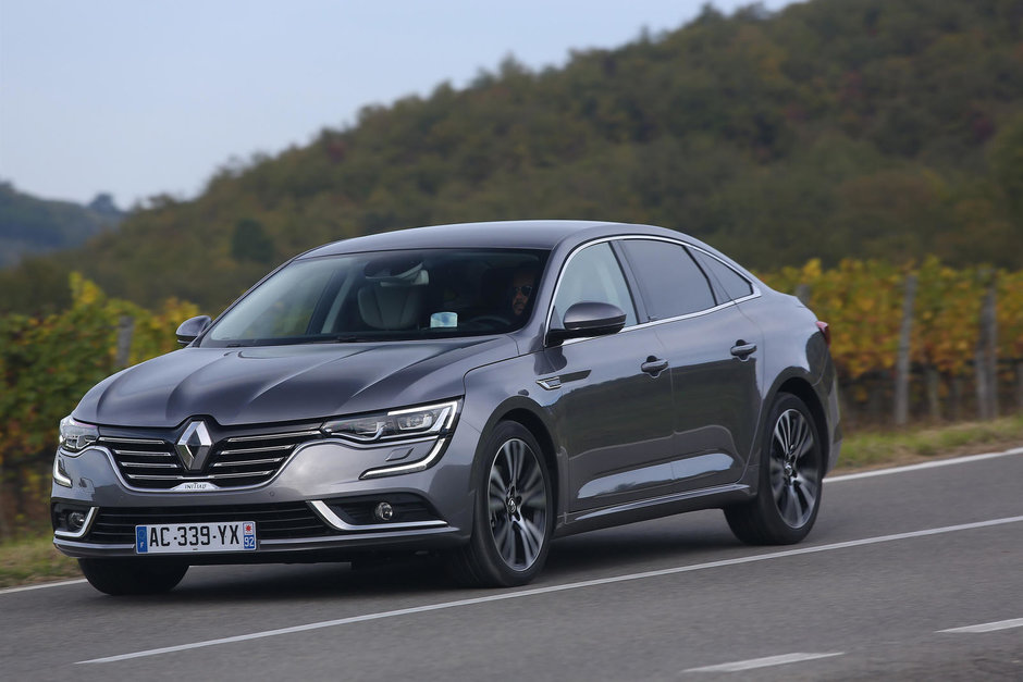 Renault Talisman - Galerie Foto