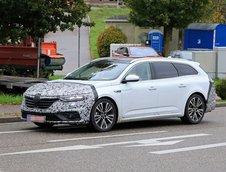 Renault Talisman Grandtour Facelift - Poze Spion