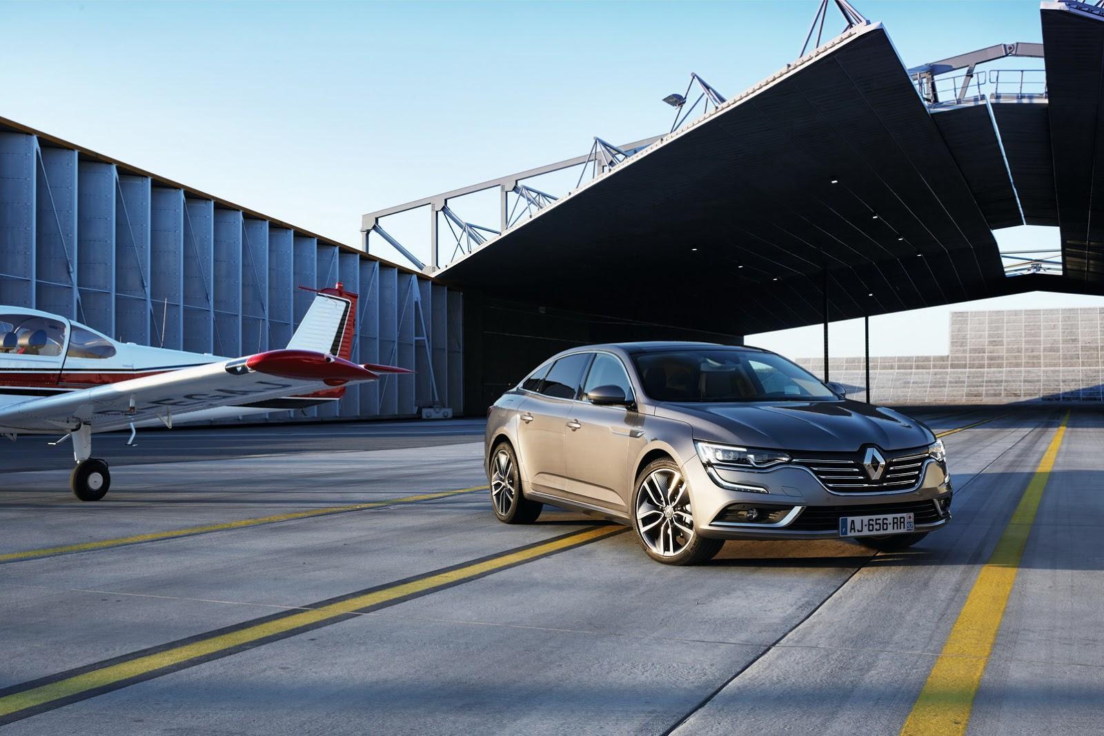 Renault Talisman - Renault Talisman