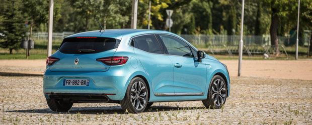 Renault tocmai a facut anuntul. Cat costa noul Clio hibrid in Romania?