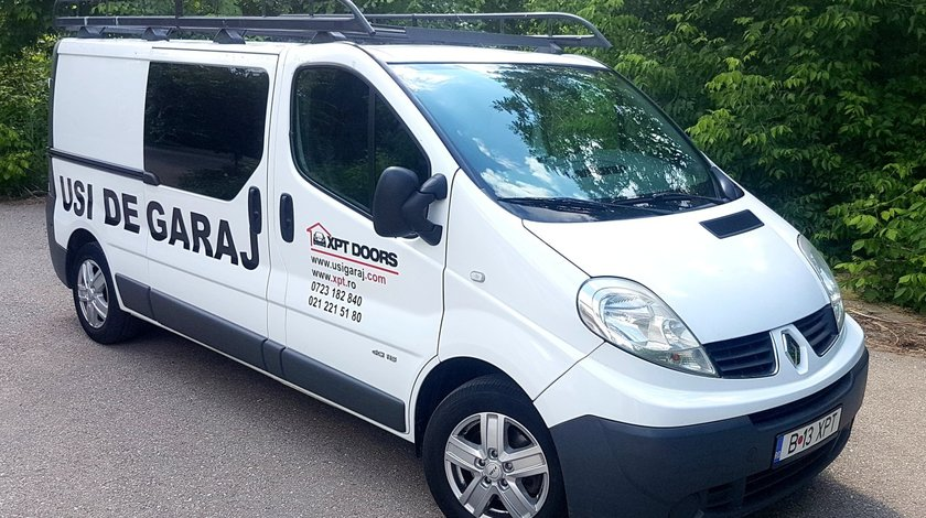 Renault Trafic 2.0 DCI 2010
