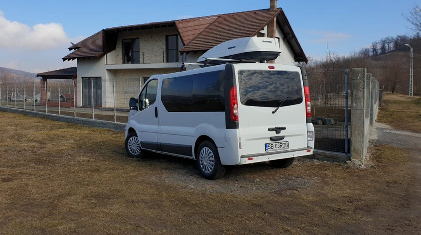 Renault Trafic 2.0 DCI 2014