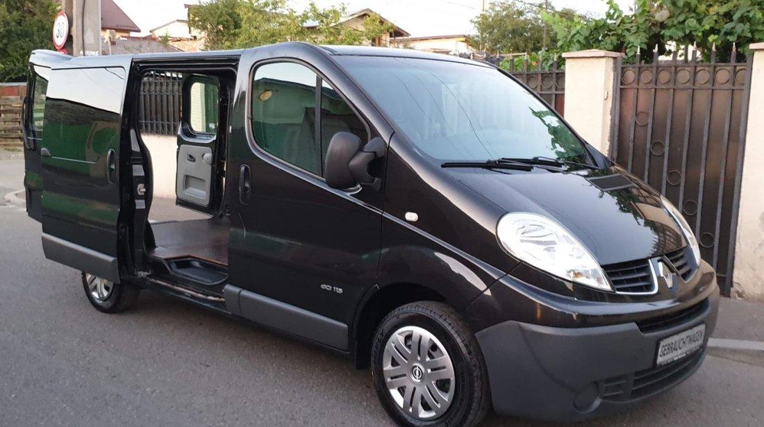 Renault Trafic 2.0 diesel 2008