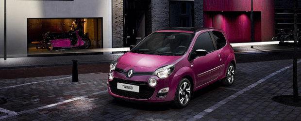 Renault Twingo restilizat, disponibil in Romania. Afla cat costa!