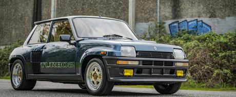 Renault-ul asta este acum de vanzare pe internet. Uite cat costa azi un R5 Turbo II