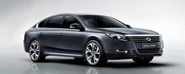 Renault vrea un rival pentru VW Passat si Opel Insignia