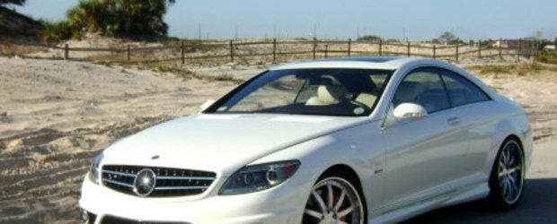 RENNtech aduce 695 CP pentru Mercedes