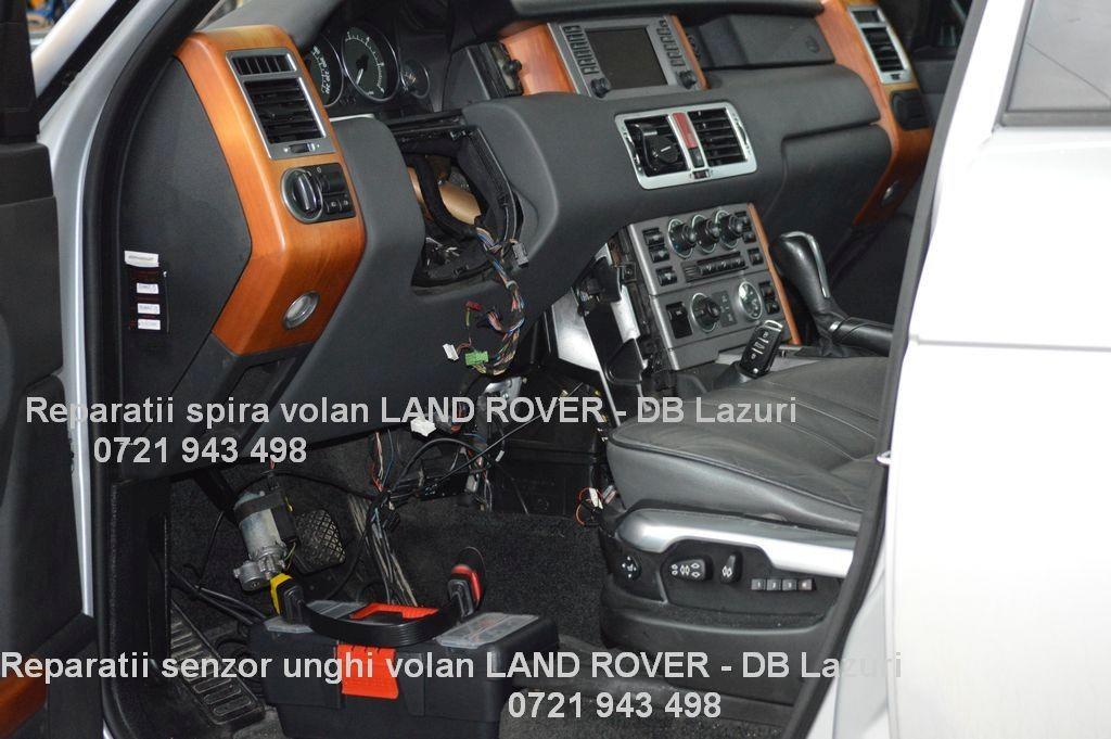 Repar senzor unghi volan Land Rover