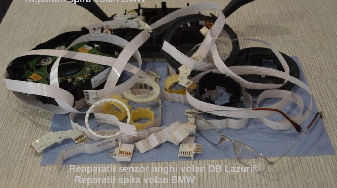 Repar senzor unghi volan Opel spira volan Opel