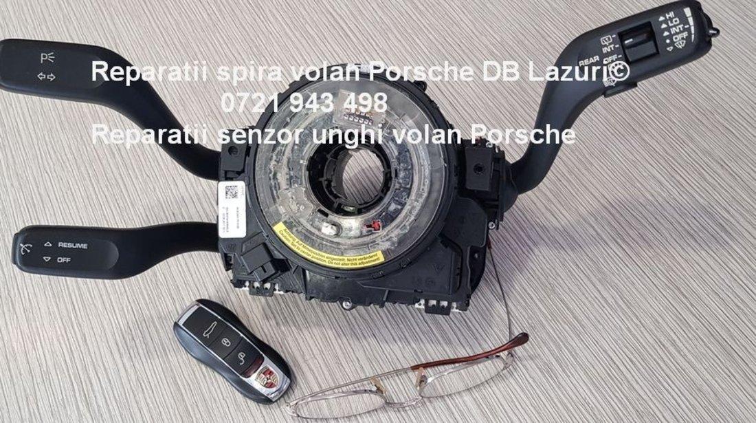 Repar spira volan senzor unghi volan Porsche Panamera