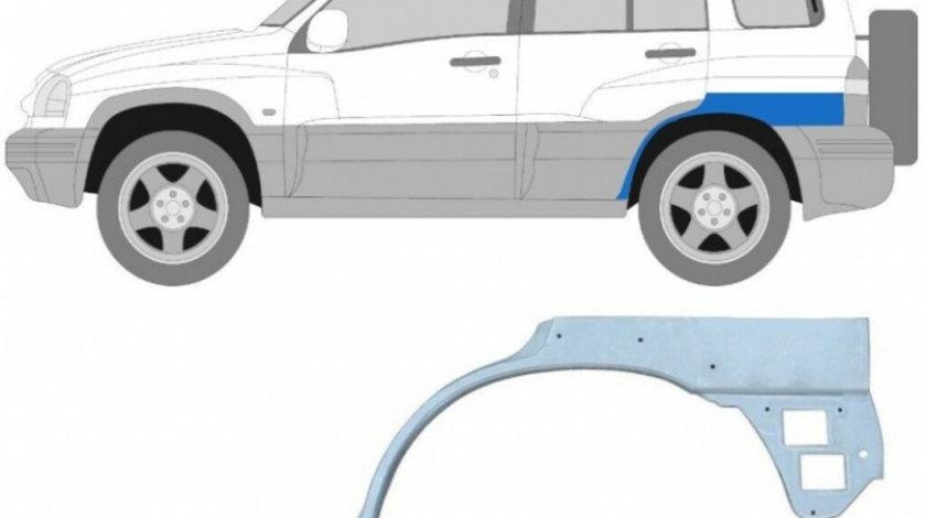 Reparatie Aripa Spate Stanga Blic Suzuki Grand Vitara 1 1997-2005 6504-03-6824581P