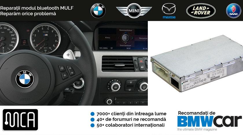 Reparatie bluetooth BMW MULF | 1 an garantie | Diagnoza gratuita