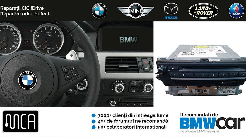 Reparatie navigatie BMW iDrive CIC | 1 an garantie | Diagnoza gratuita