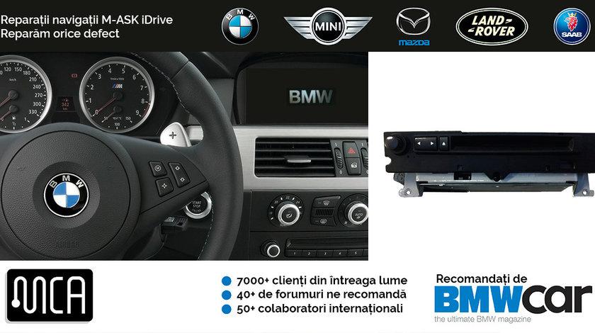 Reparatie navigatie iDrive M-ASK | 1 an garantie | Diagnoza gratuita