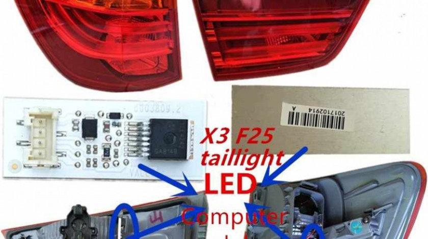 Reparatie STOP Stanga Dreapta BMW X3 F25 Circuit Led