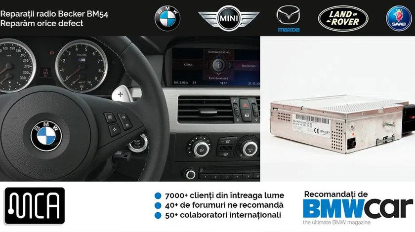 Reparatii modul radio BM54 BMW pentru E46, E38, E39, E53, E83, E85