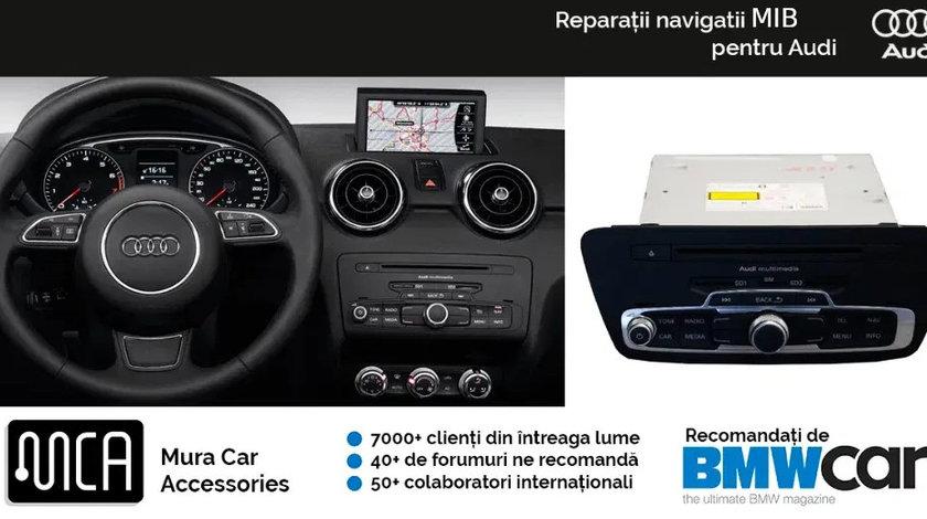 Reparatii navigatii Audi MIB | Garantie 1 an | MCA Romania