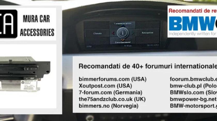 Reparatii navigatii BMW NBT iDrive   Garantie 1 an   Mura Car Accessories