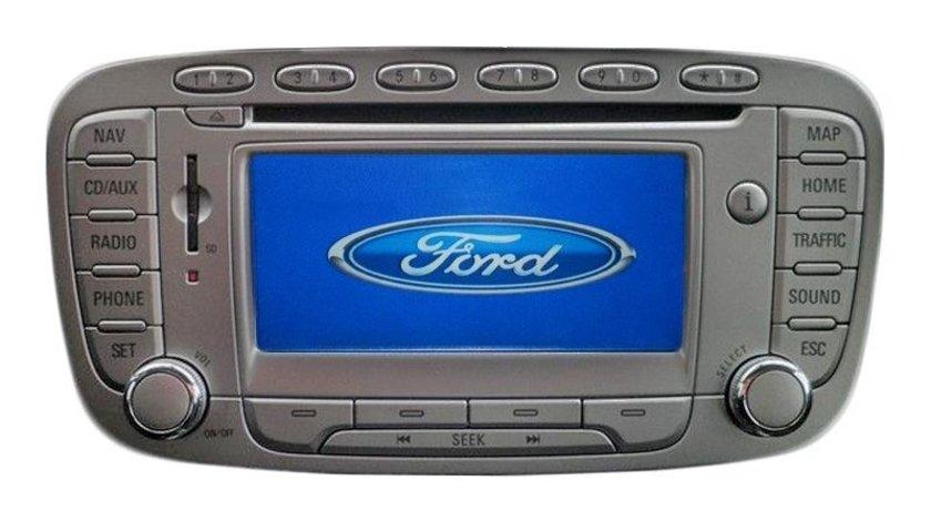 Reparatii navigatii Ford Blaupunkt NX,HSRNS,Mondeo,Kuga Decodare