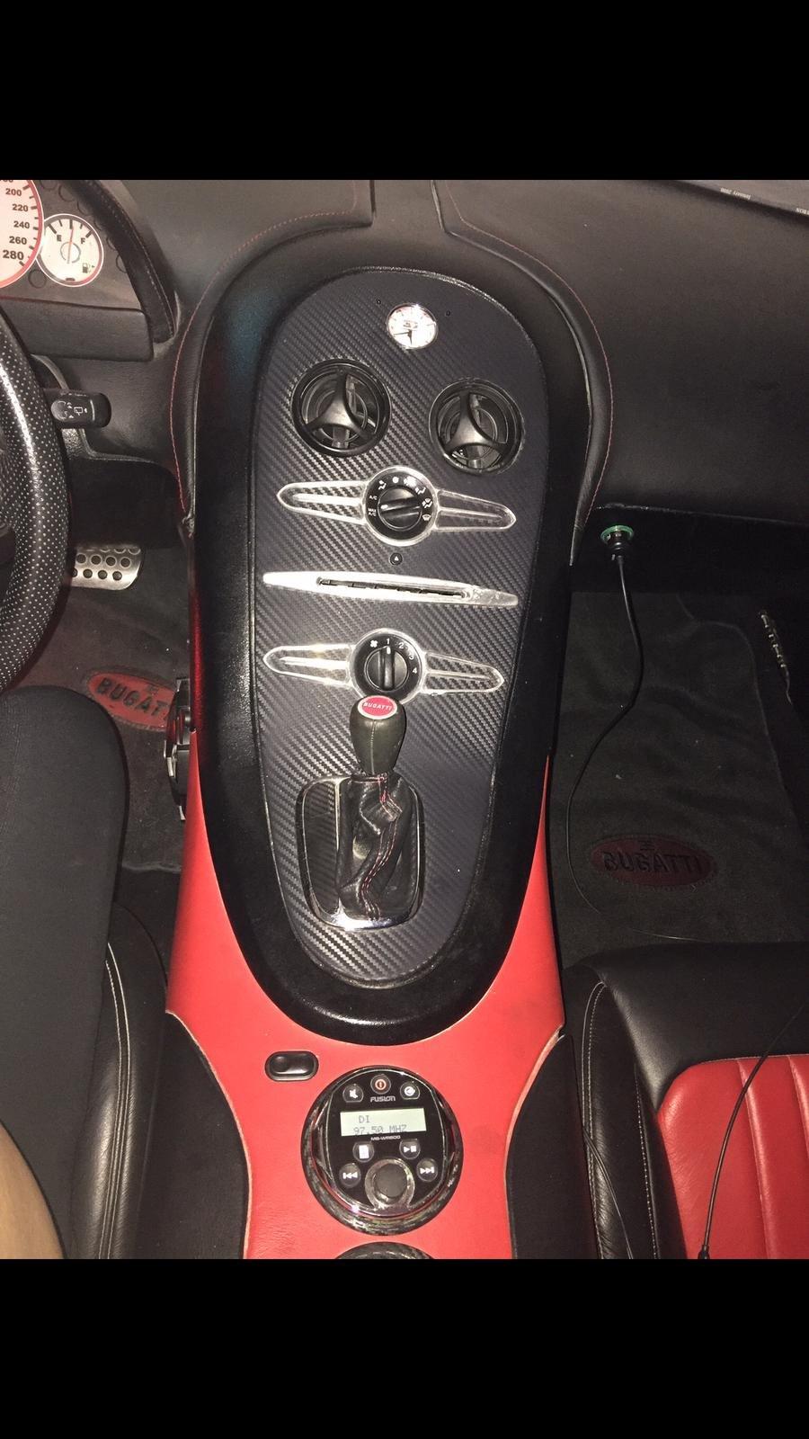 Replica americana de Bugatti Veyron
