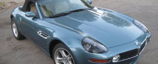 Replica de BMW Z8 facuta din Z4