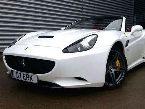 Replica Ferrari California