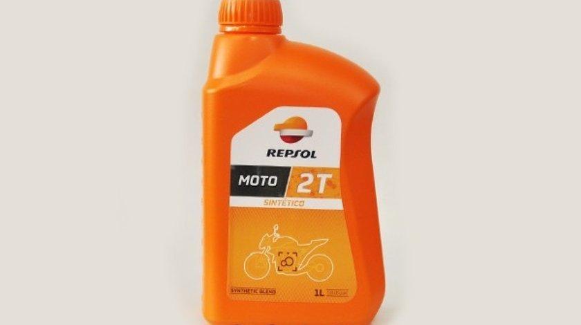 REPSOL MOTO SINTETICO 2T- 1L REPSOL 25837 <br>