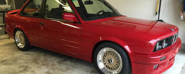 Restaurarea unui BMW E30. De la un morman de fiare cumparate cu 250$ la o frumusete cu motor I6