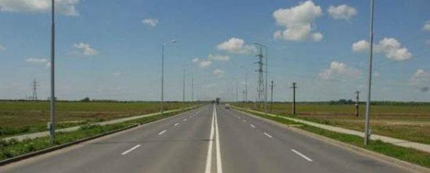 Restrictii de circulatie pe DN Centura Bucuresti, km 8+900