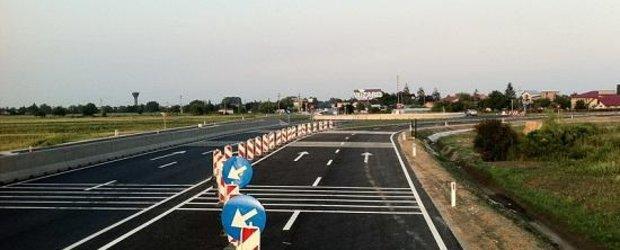 Restrictii de viteza A3: 100 km/h pe noua autostrada Bucuresti-Ploiesti