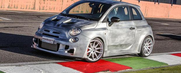 Reteta unei nebunii costisitoare: Fiat-ul 500 de 248 CP si 69.000+ euro