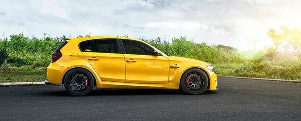 Reteta unei nebunii: Cum sa-ti construiesti acasa propriul BMW 1M