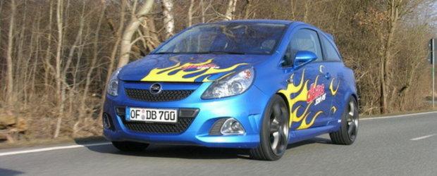 Reteta unei nebunii: Opel Corsa OPC de 320 cai putere!