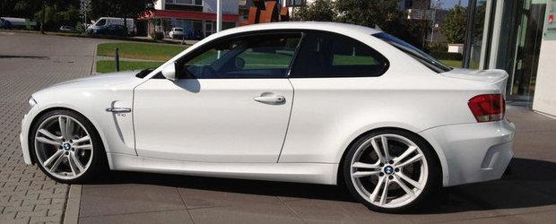 Reteta unei nebunii totale: BMW Seria 1 Coupe cu motor V10