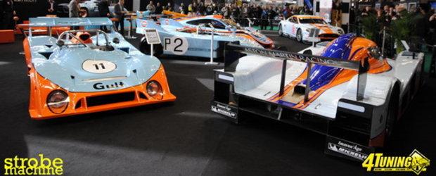 Retromobile 2011 aduna sub acelasi acoperis legende din trecut, viitor si motorsport