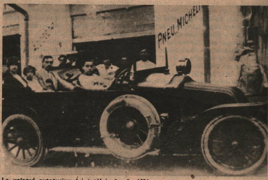 Retrospectiva Istorie Auto