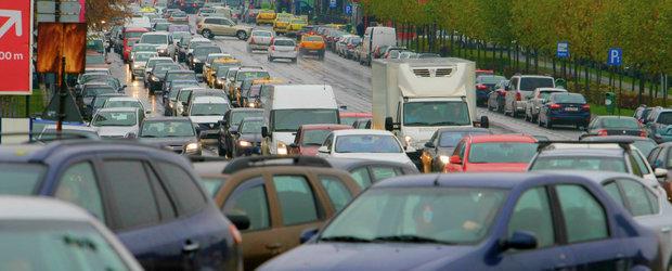 Revolutia in trafic da roade. Capitala a incheiat 2019 pe locul 4 in topul celor mai aglomerate orase din Europa
