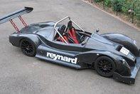 Reynard Inverter, de la masina de curse, la masina de strada