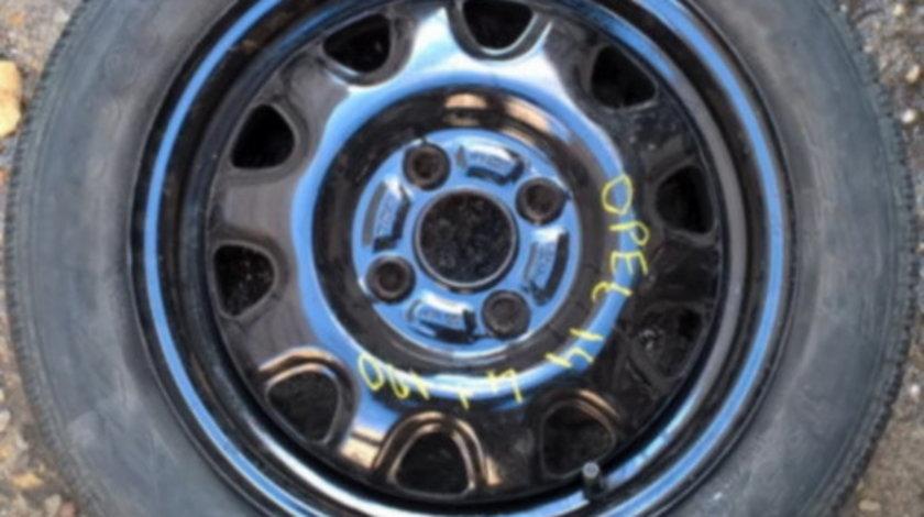 """Rezerva Agila-Corsa, Chevrolet Spark (dupa 2010) - 14""""-4x100"""