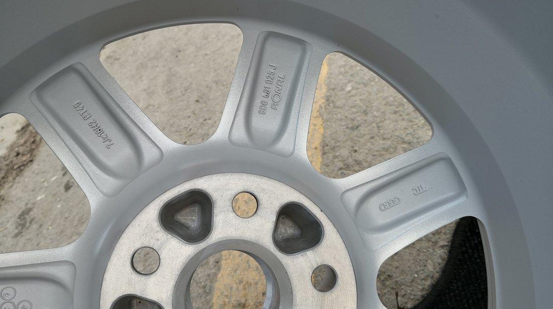 """Rezerva aliaj Noua 16"""" ptr Vw,Audi,Seat,Skoda 5x112"""