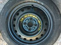 Rezerva Hyundai Accent-Atos-Getz-i20-i10, Suzuki Alto-Celerio-Ignis-Swift-Splash;Yaris-Corolla - R15